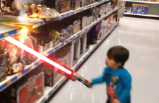 Deadly dad uses super special effects to turn kid into real-life action hero