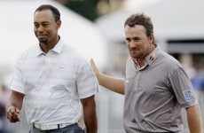 Graeme McDowell takes to Twitter to deny predicting Tiger Woods' demise
