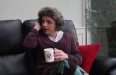 This interpretation of an Irish mammy is absolutely spot on