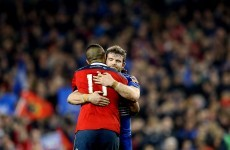 Munster 'not in a happy place' but focus shifts immediately to Toulouse