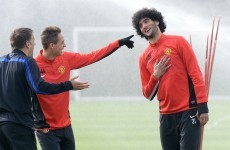 Fellaini has 'no case to answer' over alleged spitting incident