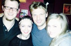You missed the Backstreet Boys singing in a Dublin pub last night
