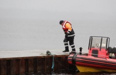 Search teams in Lough Ree find missing fisherman's boat