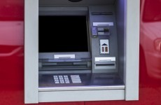 Two men arrested after being found inside an ATM