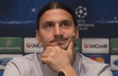 Ibrahimovic: A move to Premier League would be impossible