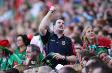 Bad start for Sky Sports – they think Mayo won last year's All-Ireland…