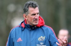 'Do you want to let Alain Rolland know that?' - Penney's pride in Munster scrum