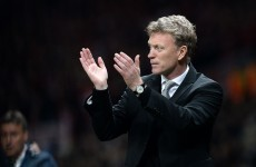 Moyes talks up United hopes after 'gutsy' draw with Bayern