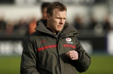 Mark McCall: All the pressure on Ulster ahead of Saracens Heineken Cup showdown