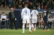 Mourinho bemoans conceding 'joke' goal and lack of 'real strikers'