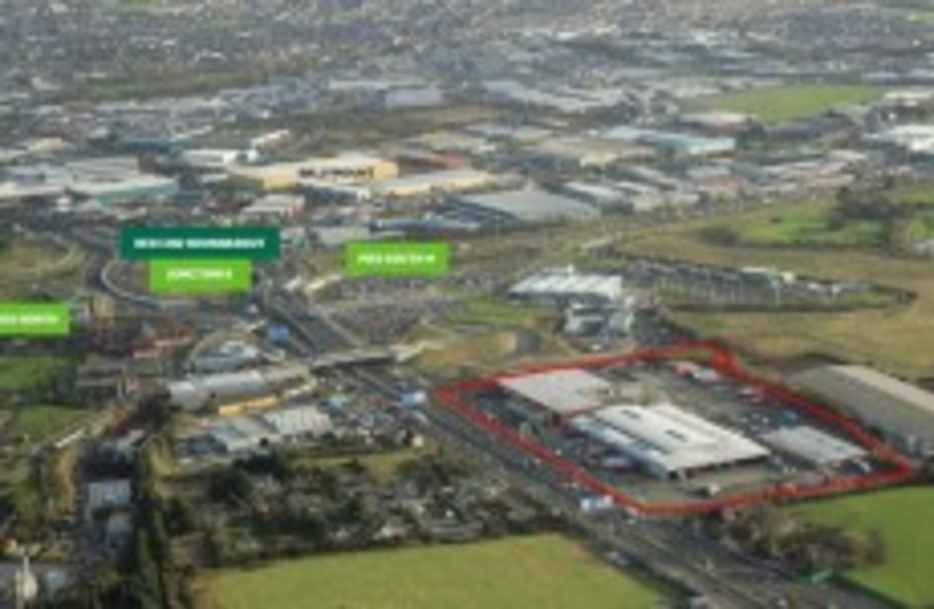 107m To 10m Dublin Site Sold For Less Than One Tenth Of 2006 Price