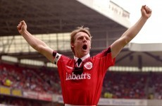 Psycho's back! Stuart Pearce returns to Nottingham Forest as manager