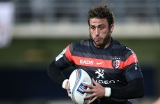 Toulouse have no reason to fear Munster faithful, says Maxime Medard