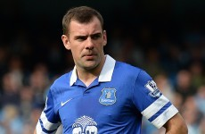 After six months out, Darron Gibson is finally set to return to training
