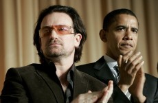 Bono backs ballot on billion-bucks bailout