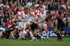 As it happened: Ulster v Saracens, Heineken Cup quarter-final