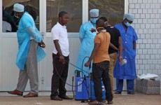 Crowd attacks Ebola treatment centre