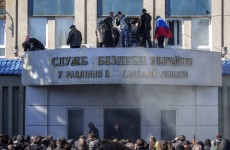 Russia 'trying to dismember Ukraine' by plotting government building takeovers