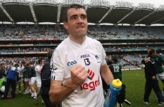 9 reasons why Kildare's Johnny Doyle was a Gaelic football great