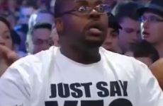 The Undertaker lost at Wrestlemania last night – and these reactions are priceless