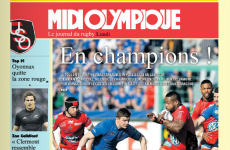 Here's what the French media are saying after the Heineken Cup quarter-finals