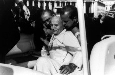 Gun used in attempted assassination on Pope John Paul II goes on exhibit