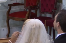 Irish priest amazes wedding couple with epic personal version of Hallelujah