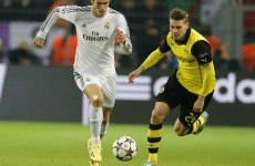 Madrid hold on to reach semi-finals despite Dortmund fightback
