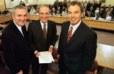 On this day in 1998 the Good Friday Agreement was signed