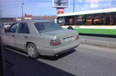 1994 Wexford car spotted in Moscow... today