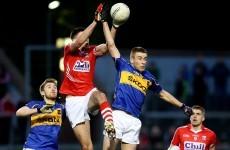 As it happened: Cork v Tipperary, Munster U21 football final