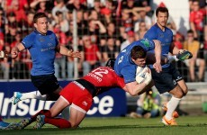 Analysis: Leinster's game plan comes up short against Toulon's extreme power