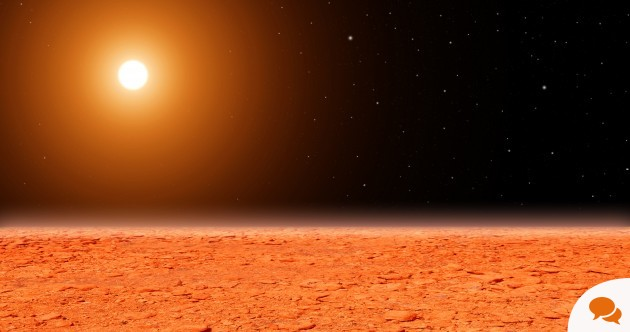 Column: Look up! The Red Planet is continuing to shine brightly in the night sky