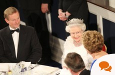 Column: Cardinal Rules (Part 25) On breaking bread with the Queen