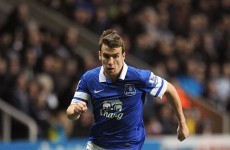 Seamus Coleman one of the best full-backs in the world - Roberto Martinez