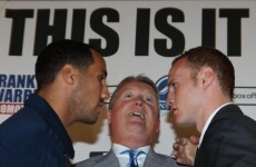 Familiarity breeds contempt for DeGale and Groves