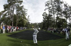 Sang-Moon Bae's 40-yard eagle chip is the shot to beat at the Masters