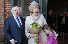 """Both sides emphasised a very honest version of the past."" President Higgins returns home after UK visit"