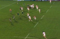 Glorious Marshall try created by Bowe and Jackson sums up brilliant night for Ulster
