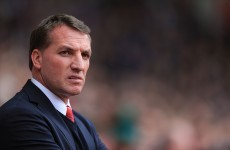 Rodgers plays down talk of nerves ahead of showdown with title challengers Man City