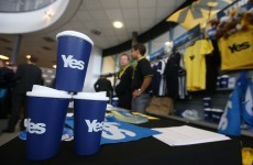 """It's about putting Scotland's future in Scotland's hand."" – Yes campaign looking to close referendum gap"