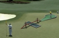 VIDEO: Wouldn't the Masters be so much more fun as a crazy golf tournement