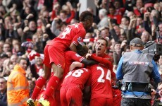 Liverpool beat Man City in title crunch clash