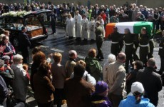 Former Taoiseach Garret FitzGerald remembered at State funeral