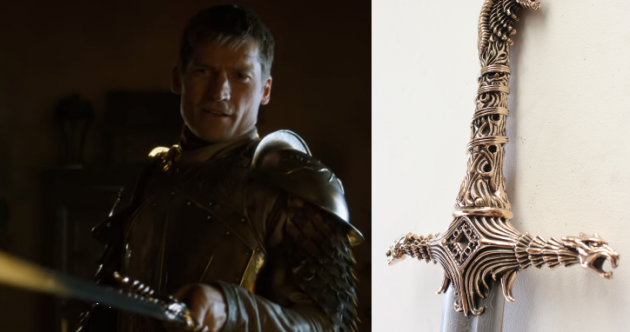 Those swords you see on Game of Thrones? They were actually made in Dublin