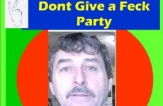 A candidate from the 'Don't Give A Feck' Party is running in the Meath East local elections