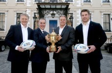 TV3 confirm they have won broadcasting rights for the 2015 Rugby World Cup