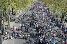 London Marathon death sparks charity donations surge