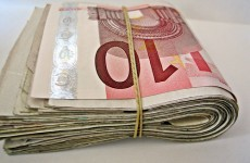 Elderly man caught with €200,000 cash taped to his genitals