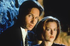 Mulder and Scully have been sharing the love on Twitter